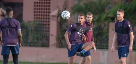 FC Eindhoven bevestigt huur van rechtsback Ogenia van Willem II
