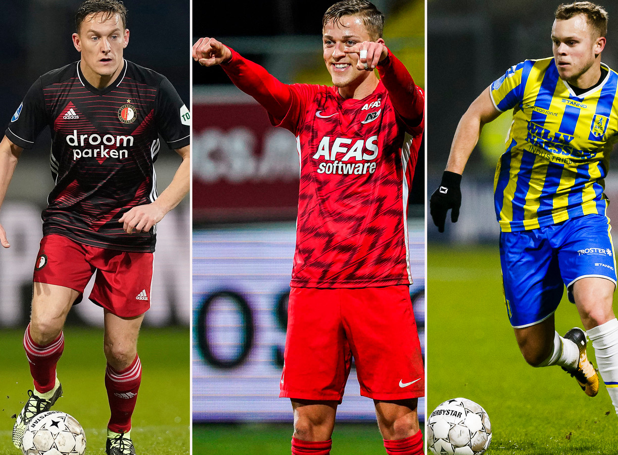 Toornstra, Karlsson en Daneels.
