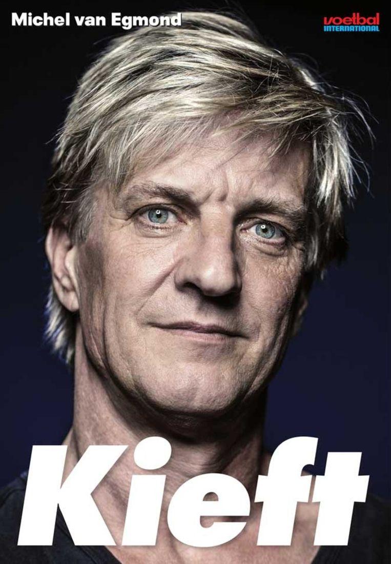 De cover van 'Kieft' Beeld x
