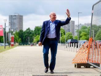 Na het vertrek, de onduidelijkheid: wie volgt Luciano D'Onofrio op bij Antwerp?