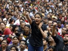 Protesten in India na verkrachting 6-jarig meisje