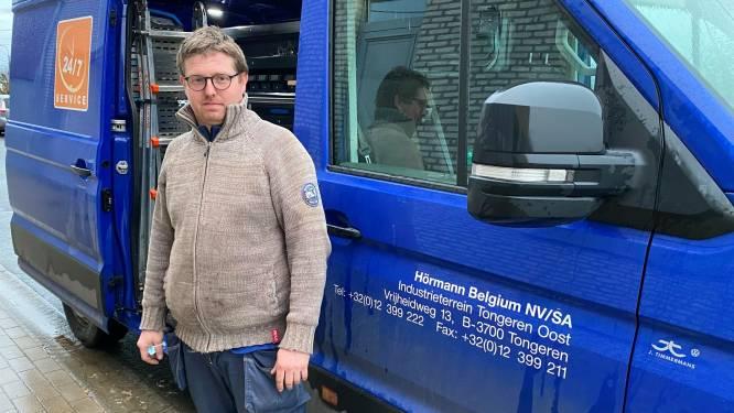 Duizenden euro's werkmateriaal uit bestelwagen gestolen
