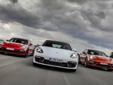Nieuwe Porsche Panamera: zakensedan met racegenen
