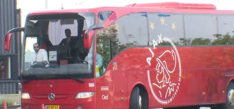Ajax-selectie vertrekt naar Stockholm