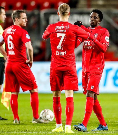 FC Twente gelooft in Cerny en wil geblesseerde speler binden