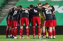 Feyenoord toonde tegen Groningen veel meer gif dan tegen FC Twente.
