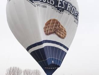 Koekjes verkopen en kans maken op een ballonvaart, het kan dankzij Jules Destrooper