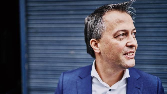 """INTERVIEW. Egbert Lachaert: """"De Wever maakte een historische blunder"""""""