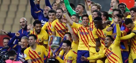 Le Barça corrige Bilbao et remporte sa 31e Coupe d'Espagne, son premier titre depuis deux ans