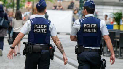 Nu ook problemen in Laken: jongeren raken slaags met politie