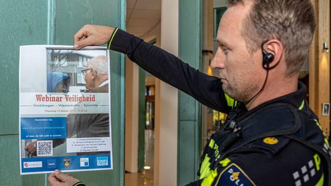 Zwolse politie leert ouderen zich te wapenen tegen online criminelen (en nog veel meer)