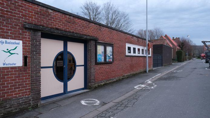 De Vrije Basisschool in Westouter.