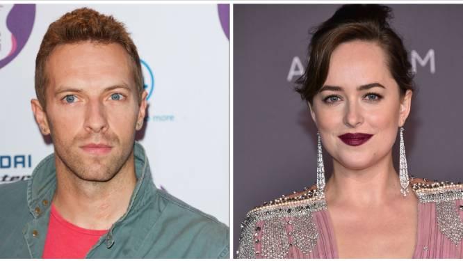 Geruchtenmolen draait op volle toeren: verloving voor Chris Martin en Dakota Johnson?