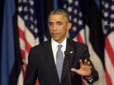 Obama: We zullen IS vernietigen