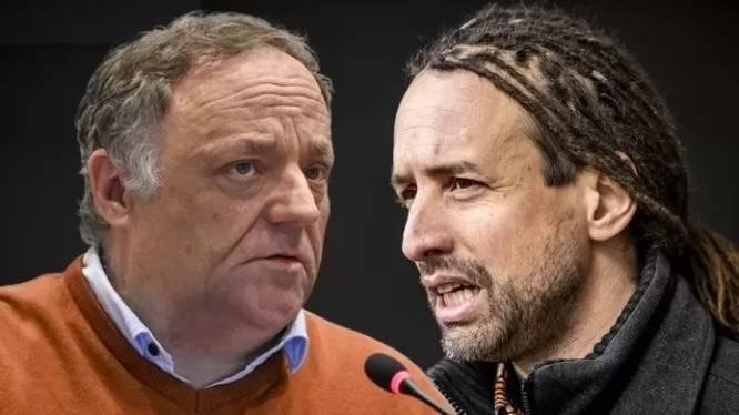 """Marc Van Ranst is """"helemaal klaar"""" met coronascepticus Willem Engel na smakeloze tweet over Christian Eriksen"""