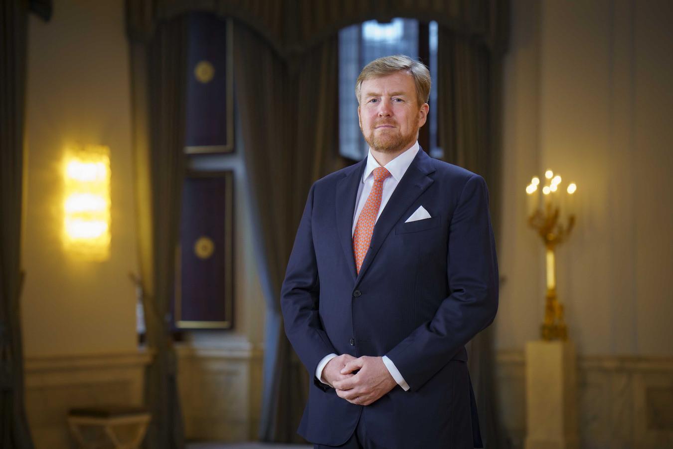 Koning Willem-Alexander.