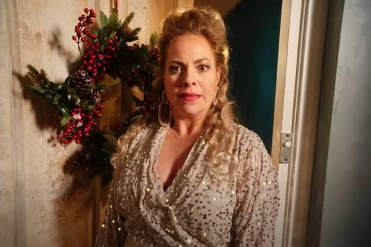 Martens speelde Ursula in De Luizenmoeder.