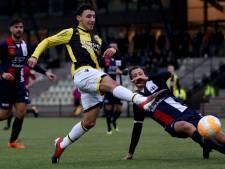 Spelers Jong Vitesse solliciteren nog niet