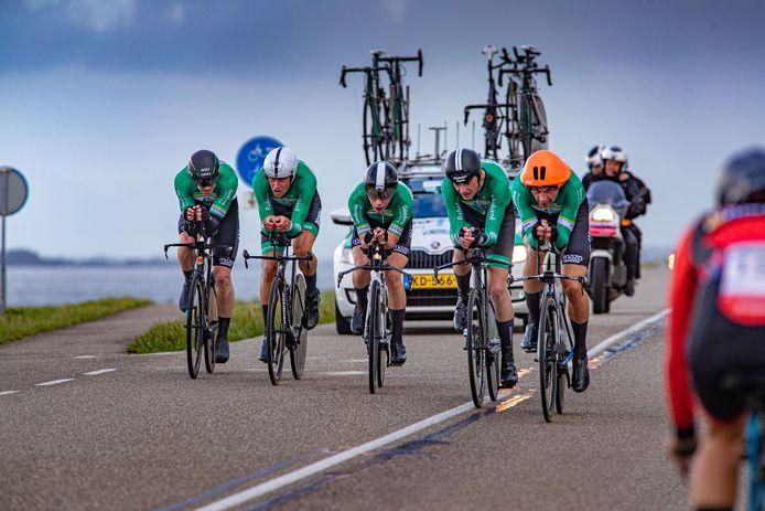 Op de valreep is het NCK wielrennen, georganiseerd door WV De IJsselstreek, van de kalender gehaald.