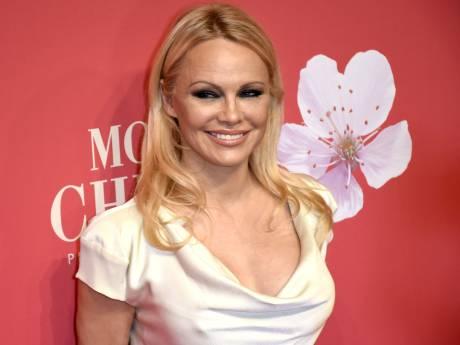 Pamela Anderson voor de vijfde keer in het huwelijksbootje gestapt