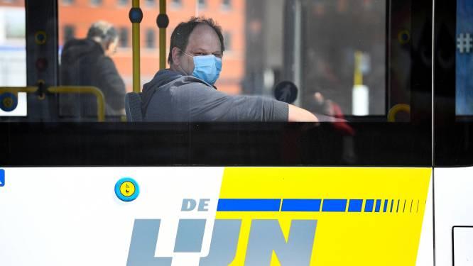 De Lijn betaalt reizigers 130.000 euro terug vanwege 'coronapauze'