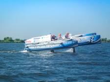Hidde (23) uit Zutphen gaat in vliegende waterstofboot op jacht naar eeuwige roem: 'Toen-ie van het water kwam, kreeg ik kippenvel'