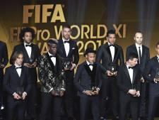 Un clash entre Cristiano Ronaldo et Dani Alves