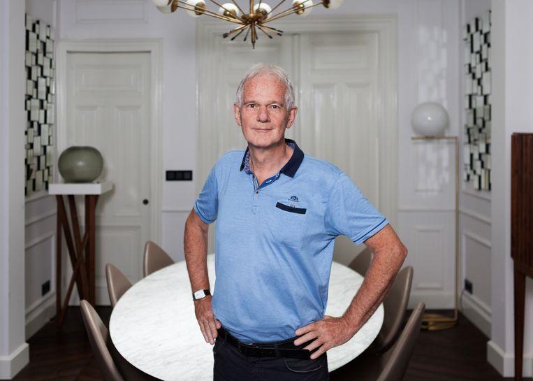 Oud-hoofdredacteur van het NTvG runt nu met zijn vrouw een huisartsenpraktijk in Amsterdam. Beeld Martijn Gijsbertsen