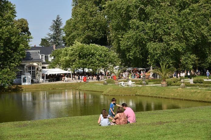In 2019 konden de Parkfeesten in Sterrebeek wel gewoon doorgaan.