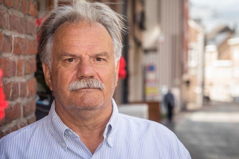 """Luc Schepens van Stadspartij Sterk: """"Zijn de gelden voor de Burcht van Brustem dan elders aangewend?"""
