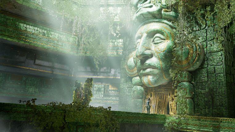 Met 'Shadow of the Tomb Raider' sluit Lara Croft  haar nieuwe trilogie op een epische manier af. Beeld Square Enix
