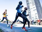 Winnaar Festus Talam kiest weer voor Marathon Eindhoven