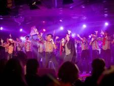 Opperbeste sfeer op 35ste Leedkesfestival in Oldenzaal