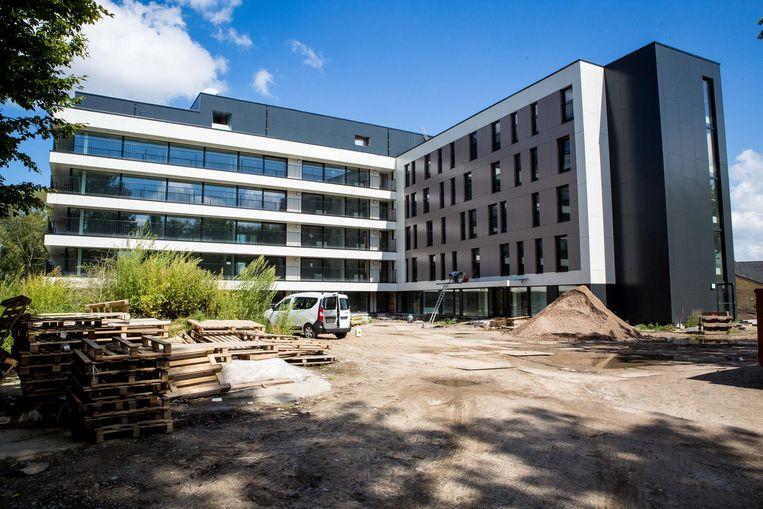 Het nieuwe woonzorgcentrum Ten Boomgaarde ontvangt op 1 oktober 100 bewoners.