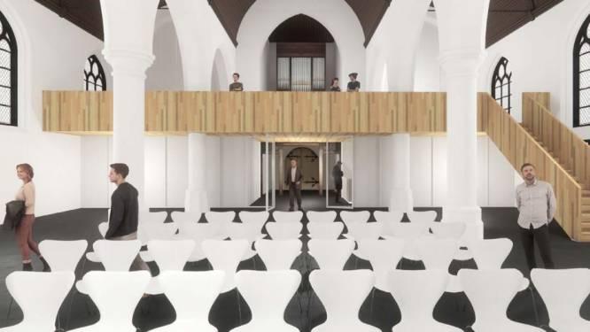 Stadsbestuur mikt op november 2021 voor bouwvergunning gemeenschapszaal in Beitemse kerk