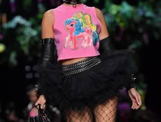Moschino lanceert een 'My Little Pony'-collectie