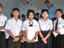 Goede-Doelen-Week op scholengemeenschap Marianum