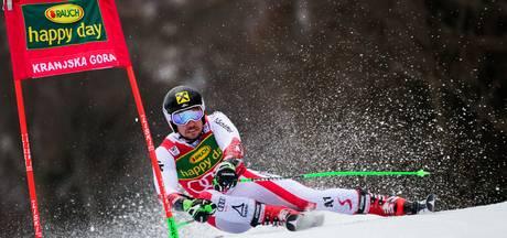 Skiër Hirscher breekt enkel tijdens eerste training van seizoen