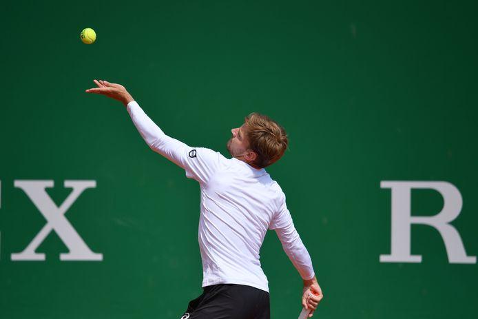 David Goffin aura un coup à jouer en quart de finale du Masters 1000 de Monte-Carlo.