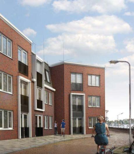 Buurt teleurgesteld over toestemming voor 'blokkendoos' aan Buitenhaven Kampen