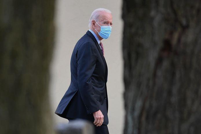 Joe Biden wil in zijn eerste dagen tientallen presidentiële bevelen uitvaardigen