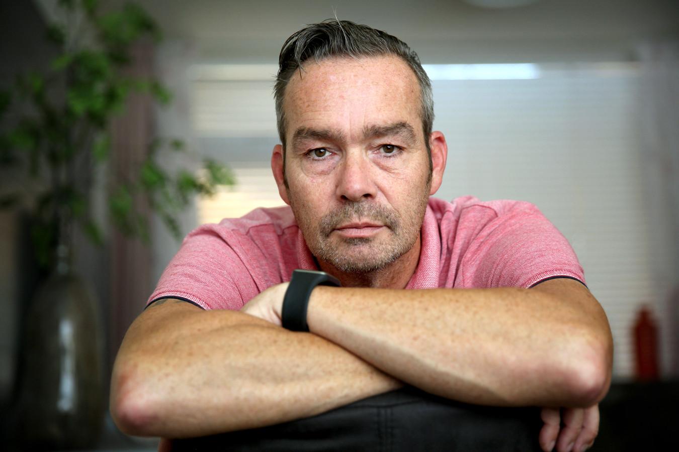 Jacco Bezuijen blijft strijdbaar om zijn gelijk te krijgen. ,,Ik blijf knokken, desnoods tot aan de rechter.''