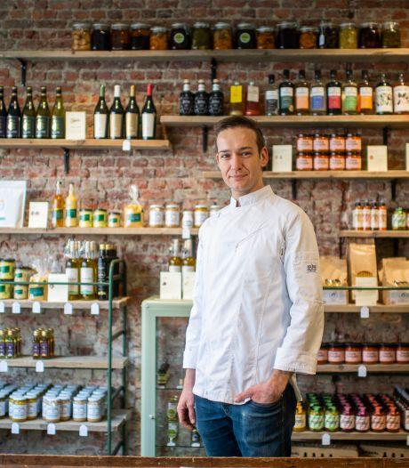 """Bram (36) start eigen foodshop en takeawayzaak 'De Mama' op 't Zuid: """"Enkel Belgische producten met een verhaal"""""""
