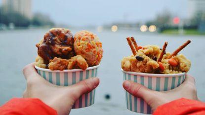 Na New York en Londen opent nu ook in België een eerste Cookie Dough Bar