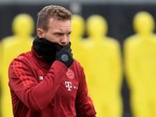 Julian Nagelsmann, l'entraîneur du Bayern Munich, testé positif au coronavirus