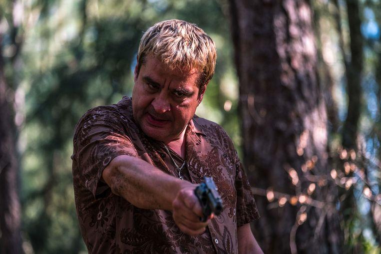 Frank Lammers als Ferry Bouman in 'Ferry'. Beeld Netflix