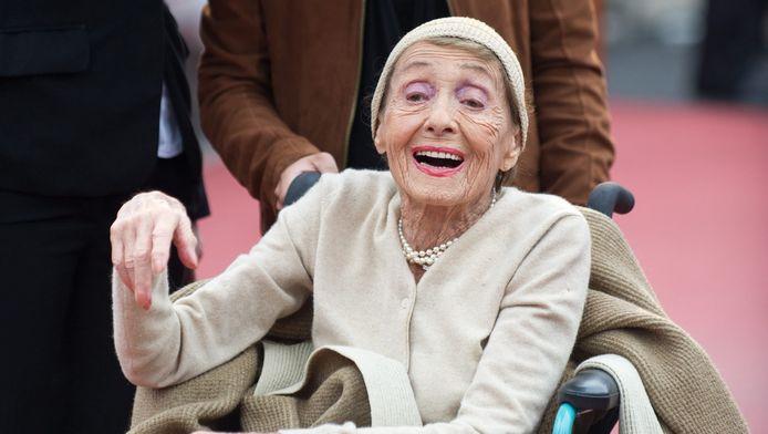 L'actrice en 2011.