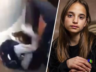 """Lindsai (13) zwaar toegetakeld op school terwijl leerlingen filmen: """"Vooral mentaal is ze héél diep geraakt"""""""