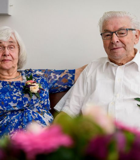 Bijzonder huwelijksjubileum in Rijssen: al zestig jaar samen met 'het meisje van de ijsbaan'