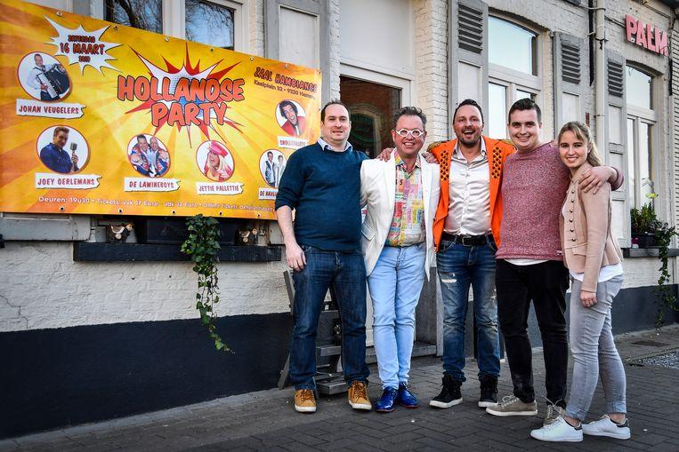 De Hollandse party gaat door op 16 maart in de Hambiance in Hamme.